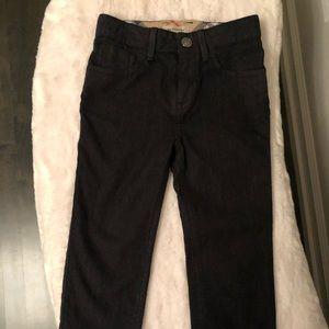 Burberry boy pants, size 3Y